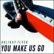 HMV&BOOKS onlineHoliday Flyer/You Make Us Go