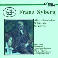 String Trio, Allegro Sonatissimo, Etc: Elbak(Vn)zelazny(Va)svane(Vc), Etc