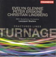 マーク=アンソニー・ターネジ:破砕したライン/BBC交響楽団、スラットキン(指揮)