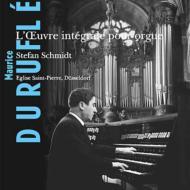 L'oeuvre Integrale Pour Orgue: Schmidt(Org)