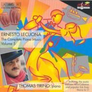 Complete Piano Music Vol.5: Tirino