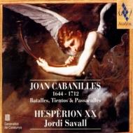 Batalles Tientos & Passacalles: Savall / Hesperion Xx