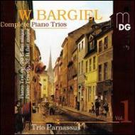 Complete Piano Trios Vol.1: Trio Parnassus