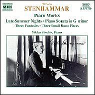 ピアノ作品集[3つの幻想曲Op.11/晩夏の夜Op.33/他] シヴェレーフ(p)