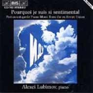 Contemporary Music Classical/Post-avant-garde P.music Fromex-soviet Union