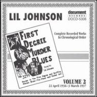 Vol.2 : Complete Recorded Works In Chronological '36-'37