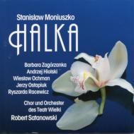 歌劇「ハルカ」 サタノフスキ/ヴィェルキ劇場管弦楽団&合唱団