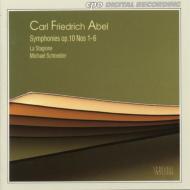交響曲Op.10 Nos.1-6 ミハエル・シュナイダー/ラ・スタジョーネ・フランクフルト