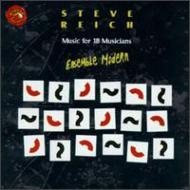 Music For 18 Musicians: Ensemble Modern