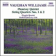 Quintet, String Quartets.1, 2: Maggini.q, G.jackson(Va)