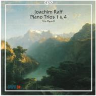 ピアノ三重奏曲第1・4番 フィッシャー/セコンディ/ハウバー