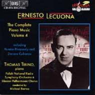 Complete Piano Music Vol.4: Tirino, Etc