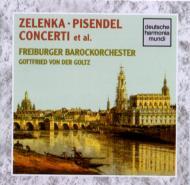 Concertos: Von Der Goltz / Freibrug Baroque.o +zelenka