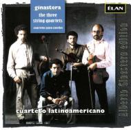 String Quartet, 1, 2, 3, : Cuarteto Latinoamericano Montiel(S)