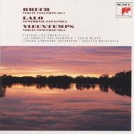 Violin Concertos.1 / 2 / 5: Zukerman(Vn)Mehta / Mackerras /