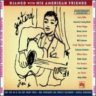 Django Reinhardt With His American Friends