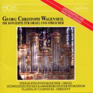 HMV&BOOKS onlineヴァーゲンザイル(1715-1777)/6 Organ Concertosbleicher / Czarnecki /