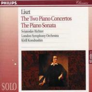 Piano Concertos.1, 2: S.richter, Kondrashin / Lso