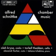 Chamber Music: Krysa(Vn), Thedeen(Vc), Etc