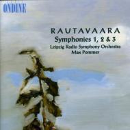 交響曲第1番、第2番、第3番 ポンマー&ライプツィヒ放送響