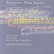 Beethoven:Piano Sonata Cycles.No.4