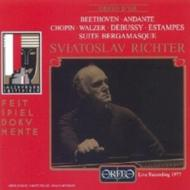 S.richter: 1977 Salzburg Recital-chopin, Debussy, Beethoven