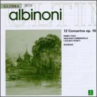 12 Violin Concertos Op.10: Scimone / I Solisti Veneti