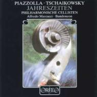 Four Seasons: Philharmonische Cellisten