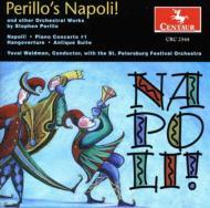 Napoli!, Piano Concerto.1, Etc: N.kogan(P)waldman / St.petersburg Festival.