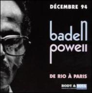 De Rio A Paris -Decembre 94