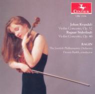 Violin Concerto: Wenk-wolff(Vn)burkh / Ostrava Janacek Po +soderlind