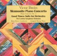 Piano Concerto, Etc: Baerg(P)Brott / Lso