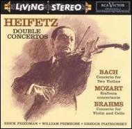 Double Concerto / Sinfonia Concertante: Heifetz, Piatigorsky, Primrose