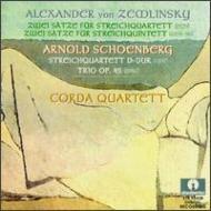 Chamber Music: Corda Quartett