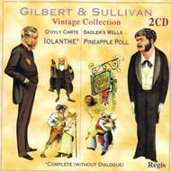 Gilbert & Sullivan: Iolanthe, Pineapple Poll(Ballet-suite)
