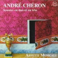 Chamber Works: Affetti Musicali Ensemble