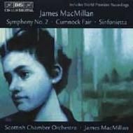 Sinfonietta, Sym.2: Macmillan / Scottish.co