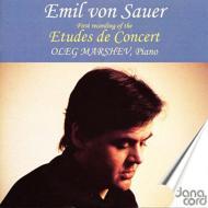 Piano Works Vol.1-etudes De Concert Vol.1: Marshev