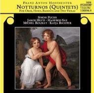 Nocturnes-quintet.1-4: S.fuchs(Ob)hefti(Hr)sax(Fg)rouilly Katja Richter