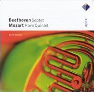 Septet / Horn Quintet: Berlin Solisten
