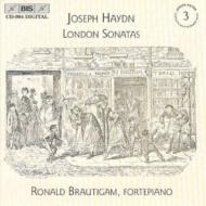 ハイドン(1732-1809)/Complete Piano Sonatas Vol.3 49-52: Brautigam(Fp)