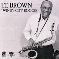 Jt Brown/Windy City Boogie