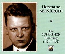 Comp.symphonies / Sym.9: Abendroth / Leipzig.rso, Prague.rso, Lgo('42-52)