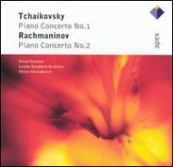 Piano Concerto.1 / .2: Sultanov / Shcostakovich / Lso
