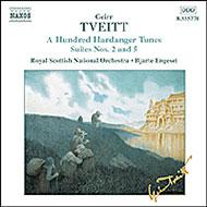 ハルダンゲルの100の旋律Op.151より第2・第5組曲 エンゲセット/ロイヤル・スコティッシュ管弦楽団