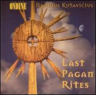 Last Pagan Rites: Servenikas / Lithuanian National.so
