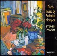 モンポウ/ピアノ作品集 スティーヴン・ハフ(p)