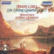 String Quartets Op.7: Festetics Q