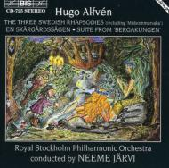 3 Swedish Rhapsodies, Etc: Jarvi / Royal Stockholm.po
