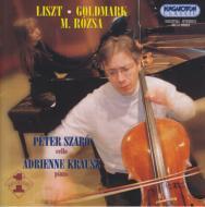 Duo / Cello Sonata: P.szabo(Vc)krausz(P)
